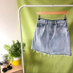 SPORTSGIRL DENIM SKIRT
